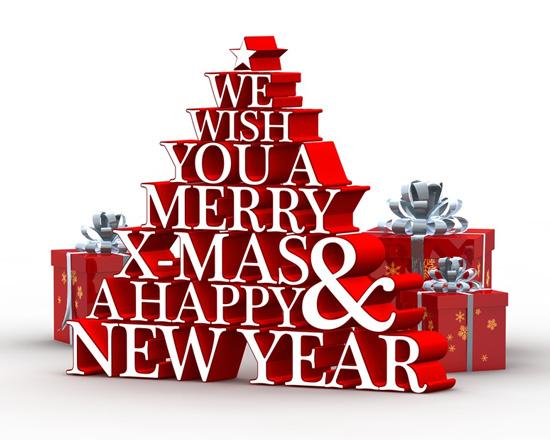 Frohe Weihnachten Flugzeug.Frohe Weihnachten 2013 Silvester Feiertage Happy New Year